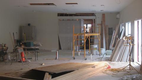 Under Construction Restaurant