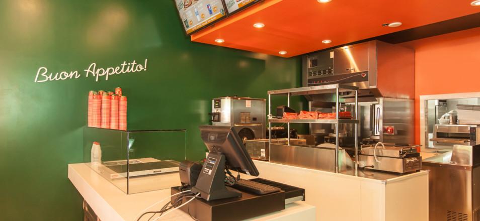SKK Italian Restaurant Robson